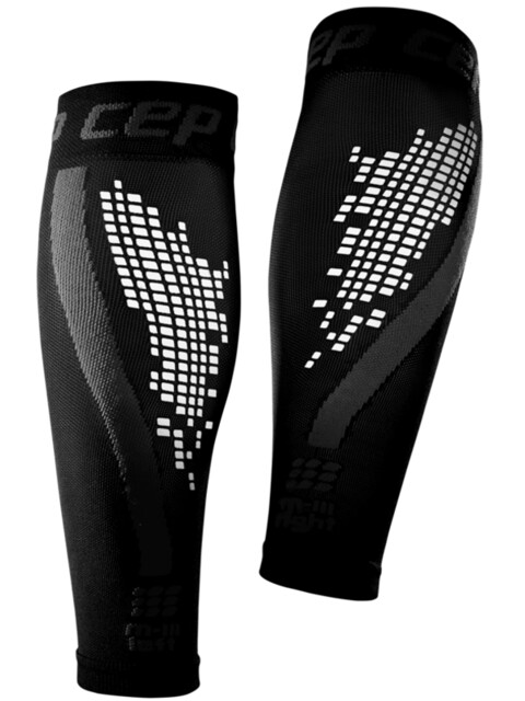 cep Nighttech Calf Sleeves Men black